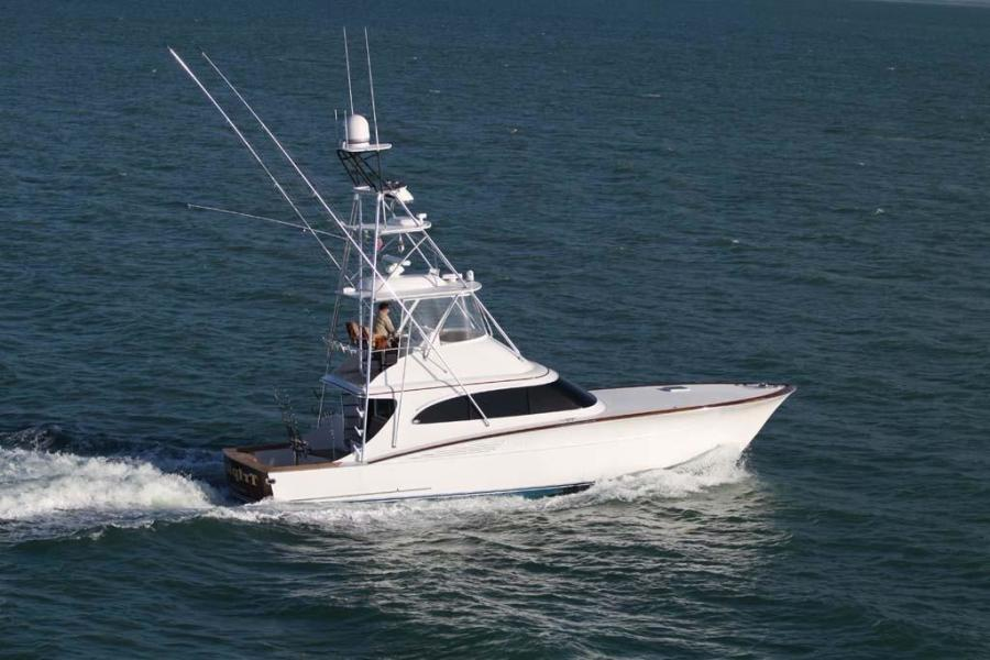 Photo of 50' F&S Convertible 2013