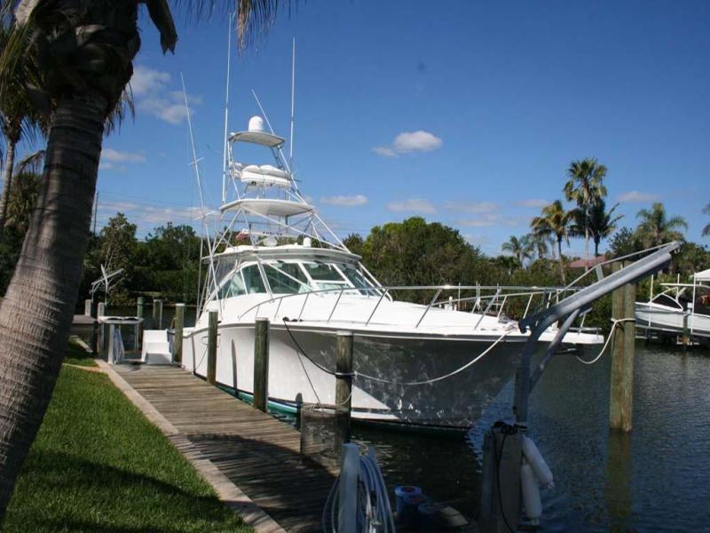 Photo of 45' Cabo Express 2001