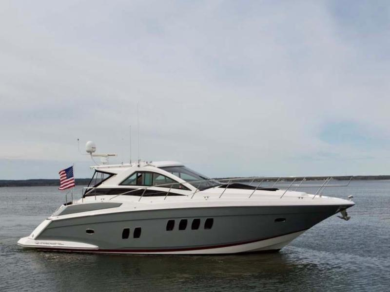 Photo of 52' Regal 52 Sport Coupe 2008