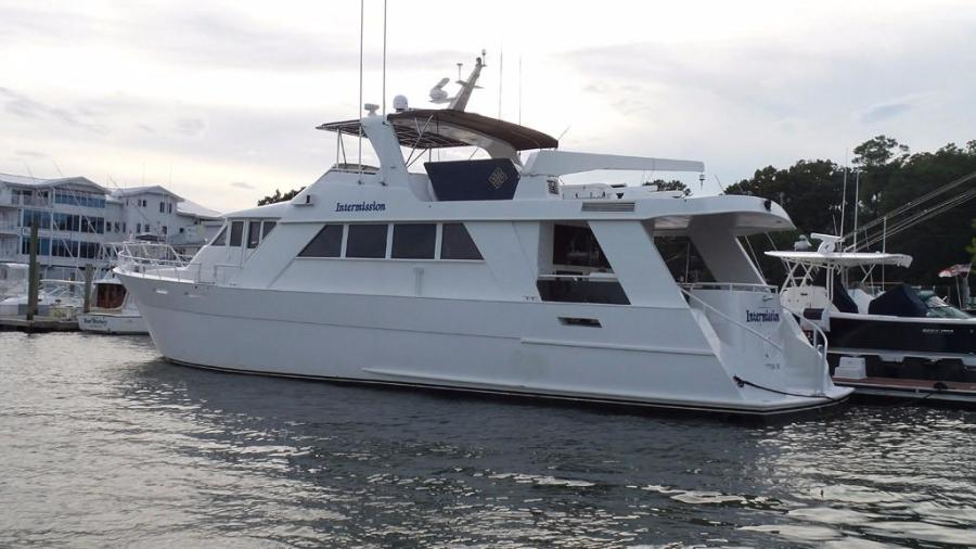 Photo of 72' Custom Carolina Motor Yacht 2000