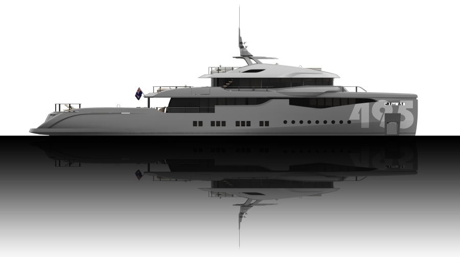 photo of 163' RMK Marine 2023