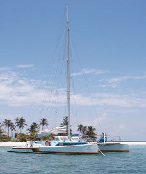 Photo of 50' Custom Day Sail Charter 50 1984