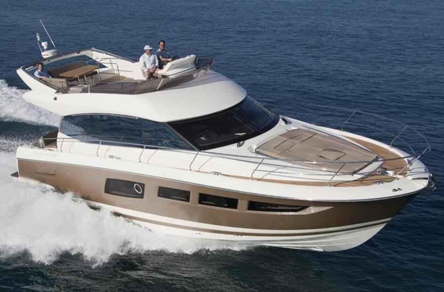 photo of 50' Prestige 500 2012