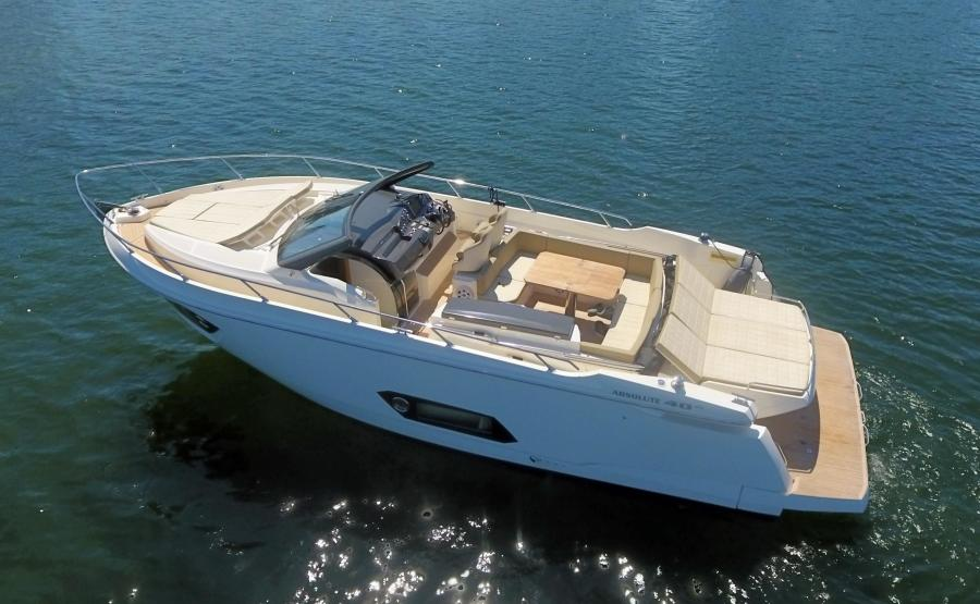 photo of 40' Absolute 40 STL 2015