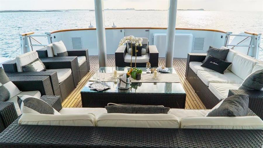 GRAND ILLUSION yacht for sale