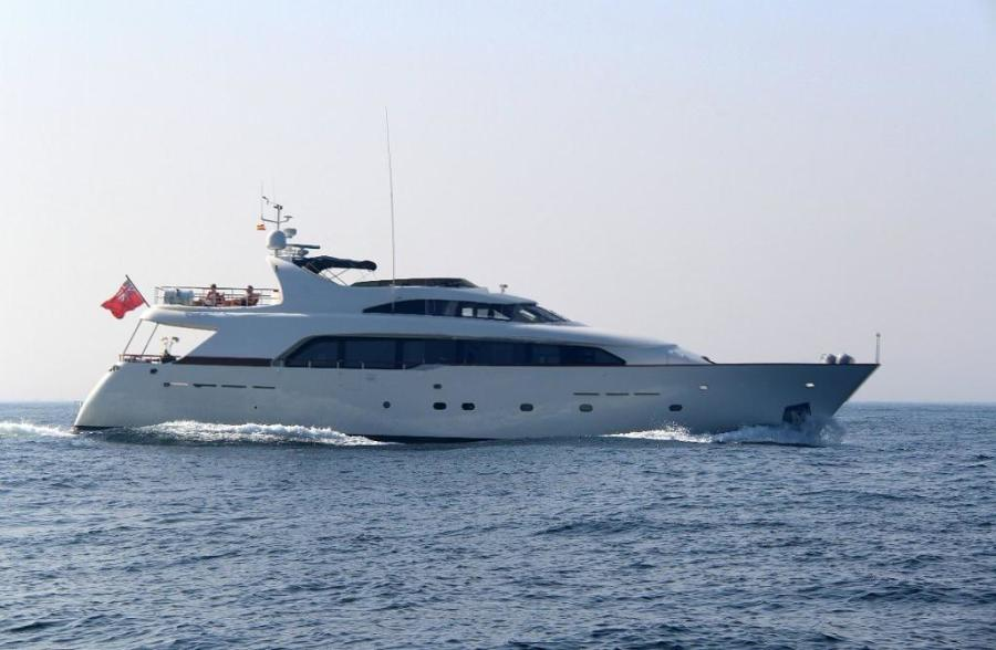 photo of 90' Bugari Motor Yacht 1998
