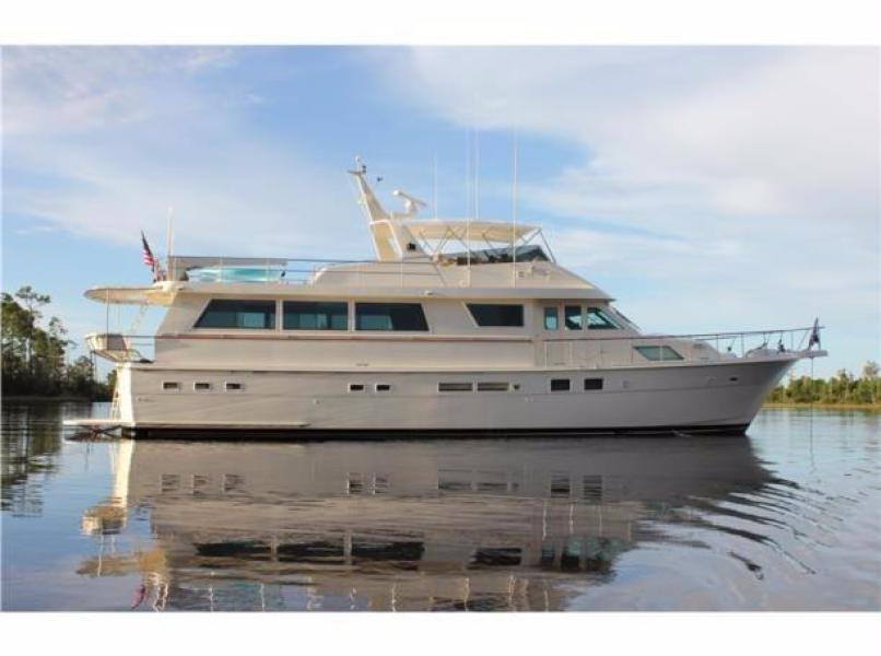 photo of 70' Hatteras 70 1989