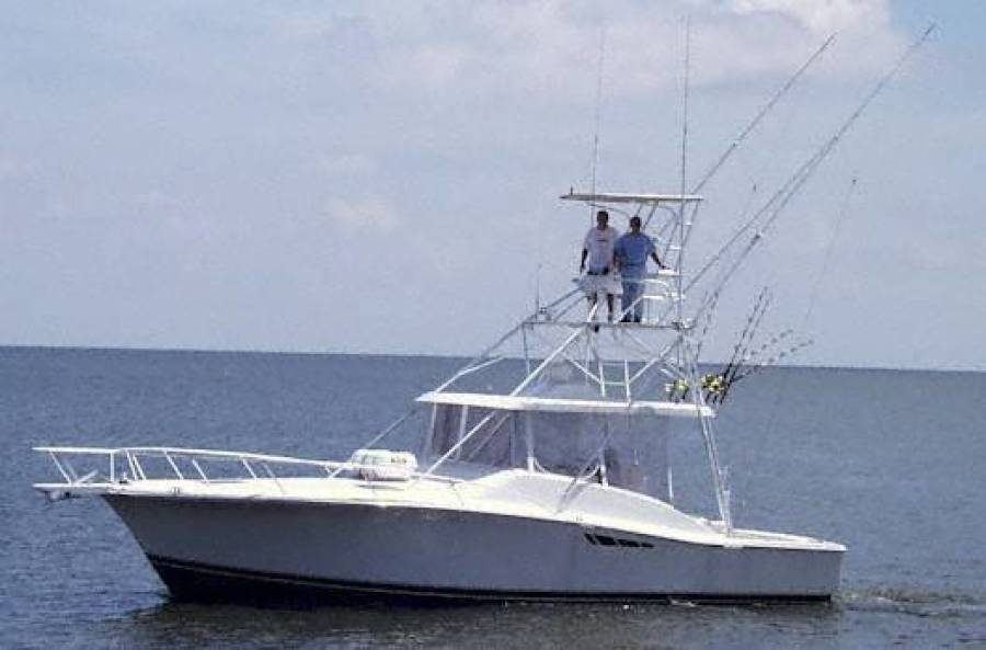 photo of 38' Luhrs Open Fish 1997