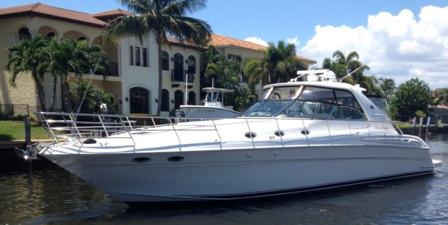 photo of 60' Sea Ray 600 Sun Sport 2003