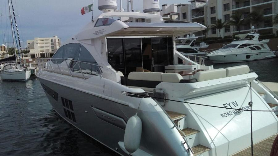 photo of 55' Azimut 55S 2016