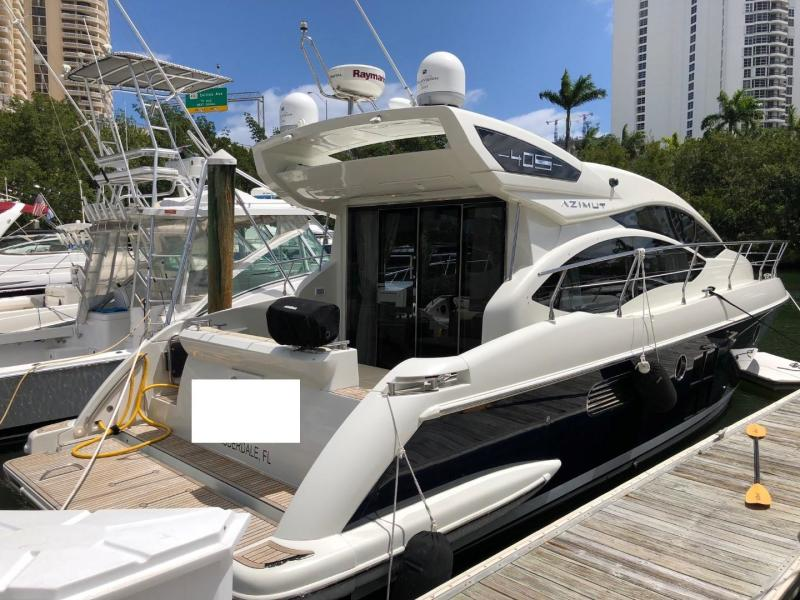 Azimut-40S 2012 -Fort Lauderdale-Florida-United States-2012 Azimut 40S  Strbrd Profile-351319-featured