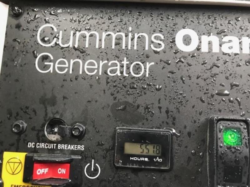 Generator Hours - 551