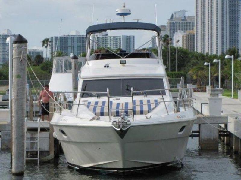Gulf Craft Bow
