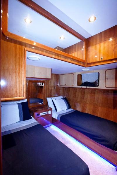 Gulf Craft Guest Stateroom