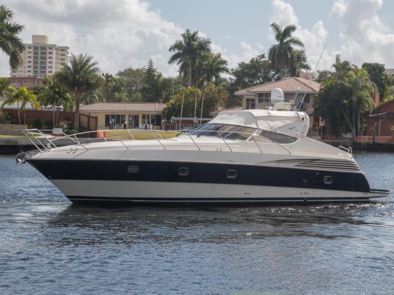 Cantieri di Sarnico-45 Express 2000-Danielle Ft. Lauderdale-Florida-United States-Profile-1418214-featured