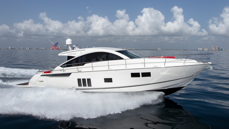 Fairline-Targa 62 GT 2013-My Girl Ft. Lauderdale-Florida-United States-Profile-1417964-featured