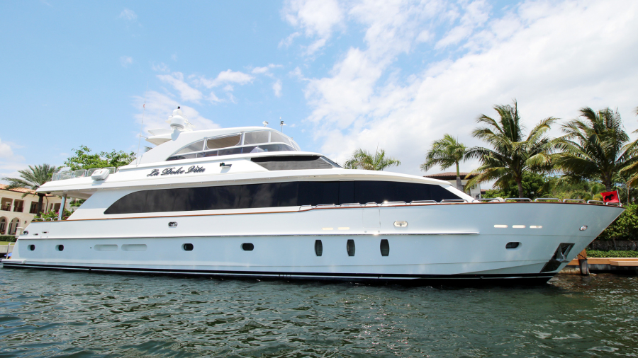 Photo of 101' Hargrave Raised Pilot House Motor Yacht 2009