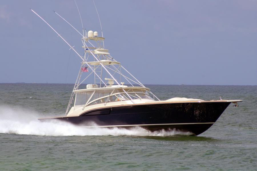 Picture Of: 58' Donzi 2005