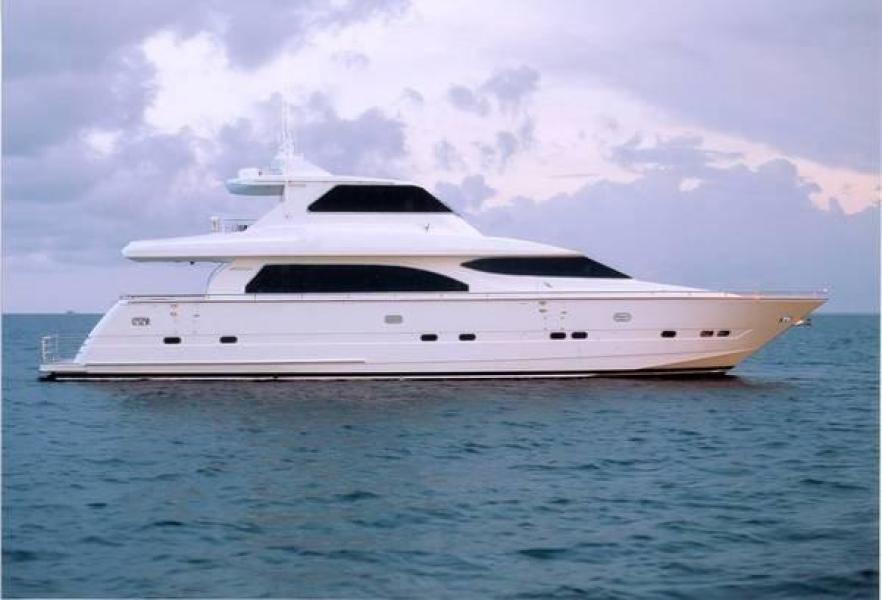Photo of 76' Horizon Skylounge Motoryacht 2001
