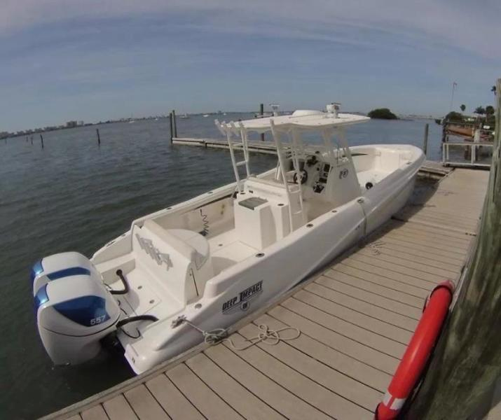 Deep Impact-Open Twin Seven Marine 557s 2010 -St. Petersburg-Florida-United States-1026784-featured