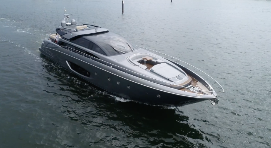 Photo of 86' Riva DOMINO 2012