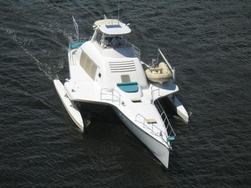 Stuart Catamarans-Multihull 2007-Jonny Wasabi Stuart-Florida-United States-949084-featured