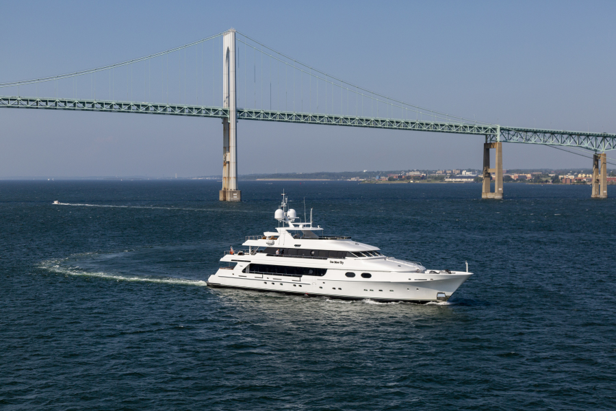 Photo of 155' Christensen Tri Deck Motor Yacht 2001