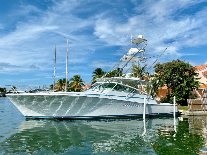 Viking-50 2003 -Unknown-Saint Lucia-Viking 50 Express 2003 for sale-1242718-featured
