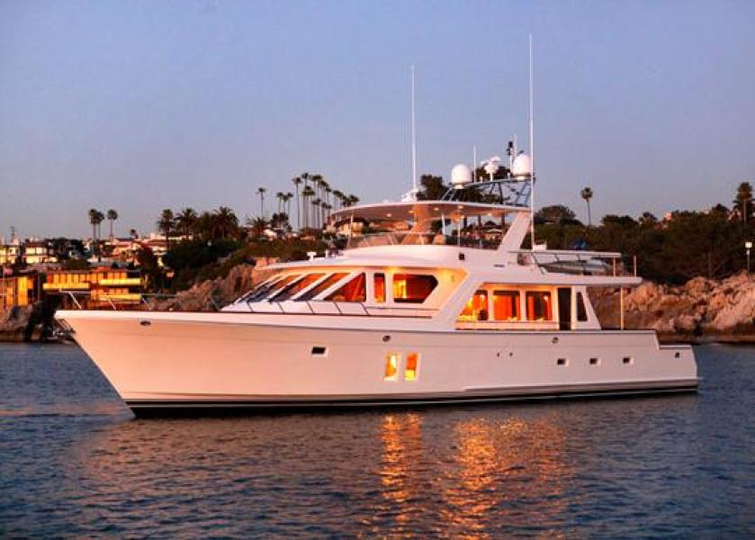 Photo of 72' Offshore Yachts 66/72 Pilothouse 2021