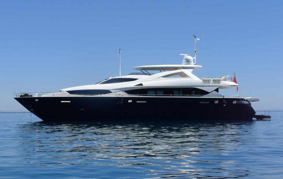 Photo of 111' Sunseeker 34 Metre Yacht 2012