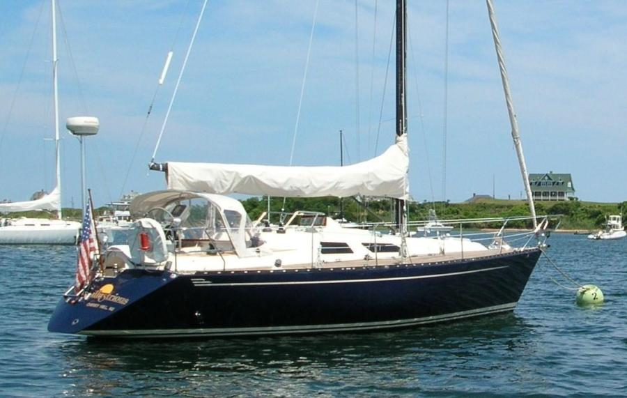 Photo of 35' Baltic 35 1985