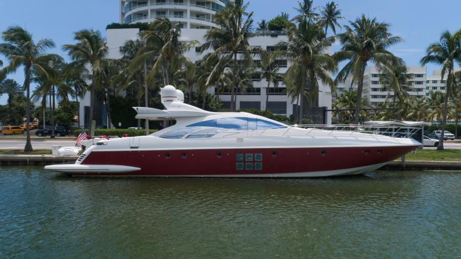 Photo of 86' Azimut 86S 2008