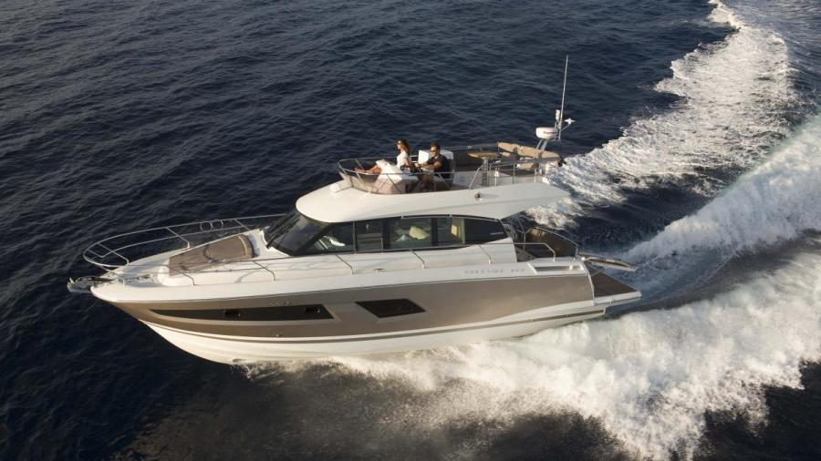 Prestige-420 Flybridge 2021-IN STOCK Staten Island-New York-United States-Prestige-788490-featured