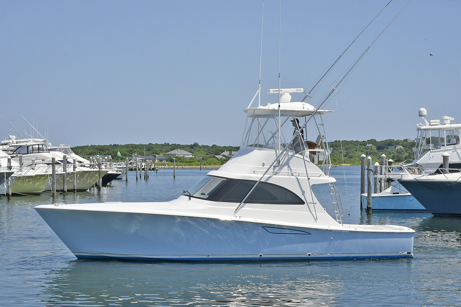 Viking-38 Billfish 2020-IN STOCK Freeport-New York-United States-Port Side-1195042-featured