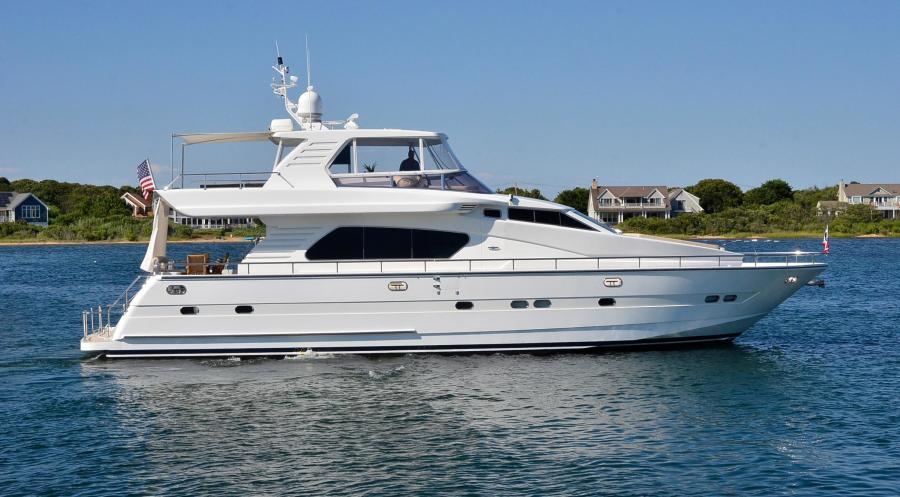 Horizon-70 Motor Yacht 1999-Ceviche Montauk-New York-United States-783927-featured