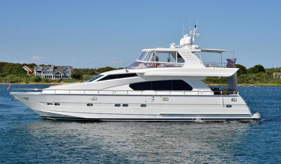 photo of 70' Horizon 70 Motor Yacht 1999