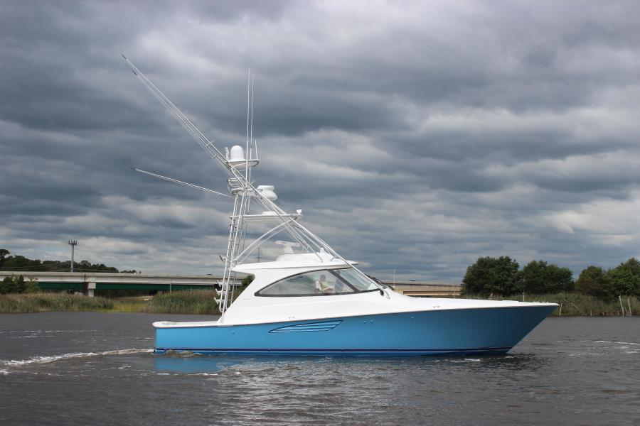 Viking-48 Sport Tower 2020-NEW BUILD Staten Island-New York-United States-48 Convertible-784094-featured