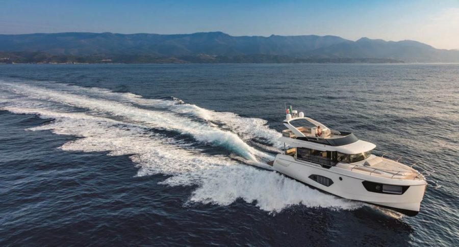 Absolute-Navetta 48 2020-IN STOCK Staten Island-New York-United States-Starboard Side -1196415-featured