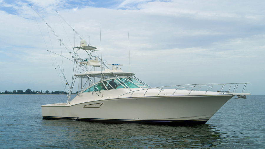 photo of 45' Cabo 45 Express 2007