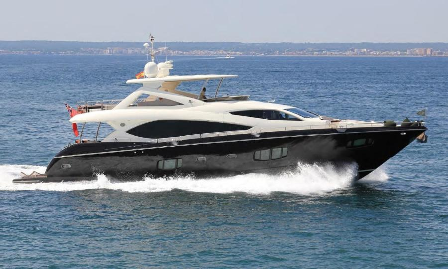 Photo of 88' Sunseeker Flybridge Motoryacht 2009