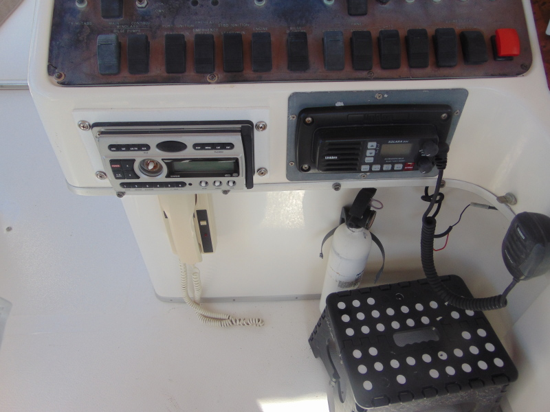 Bridge Stereo and VHF