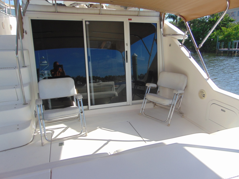 Cockpit Area