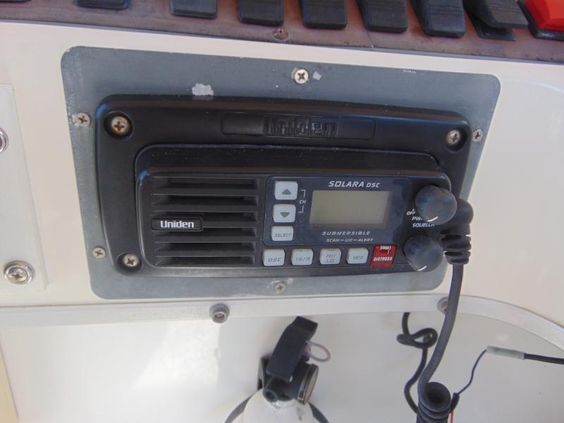 Uniden VHF