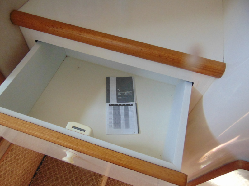 Guest Drawers