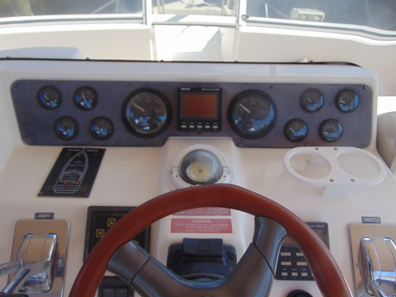 The Helm Controls