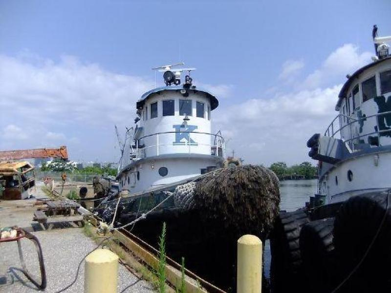 Photo of 95' Custom Tug 1957