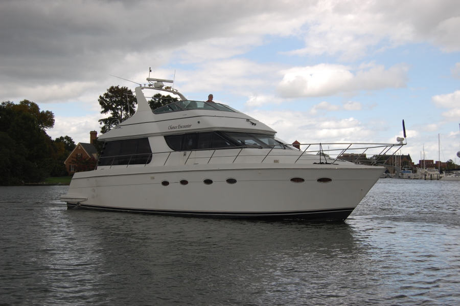 photo of 53' Carver 530 Voyager Pilothouse 1998