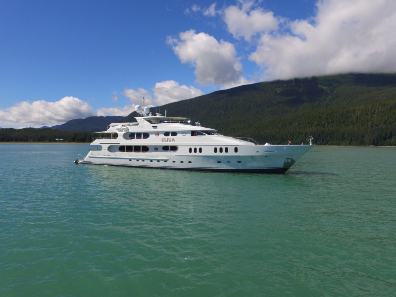 photo of 150' Christensen 2003