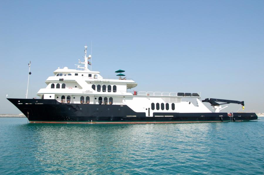 photo of 220' Shadow Marine Expedition Mothership  Allure Class 2007