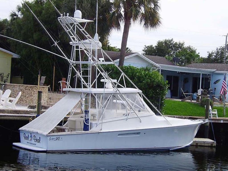 photo of 38' Stolper 380 Tournament Express 1998